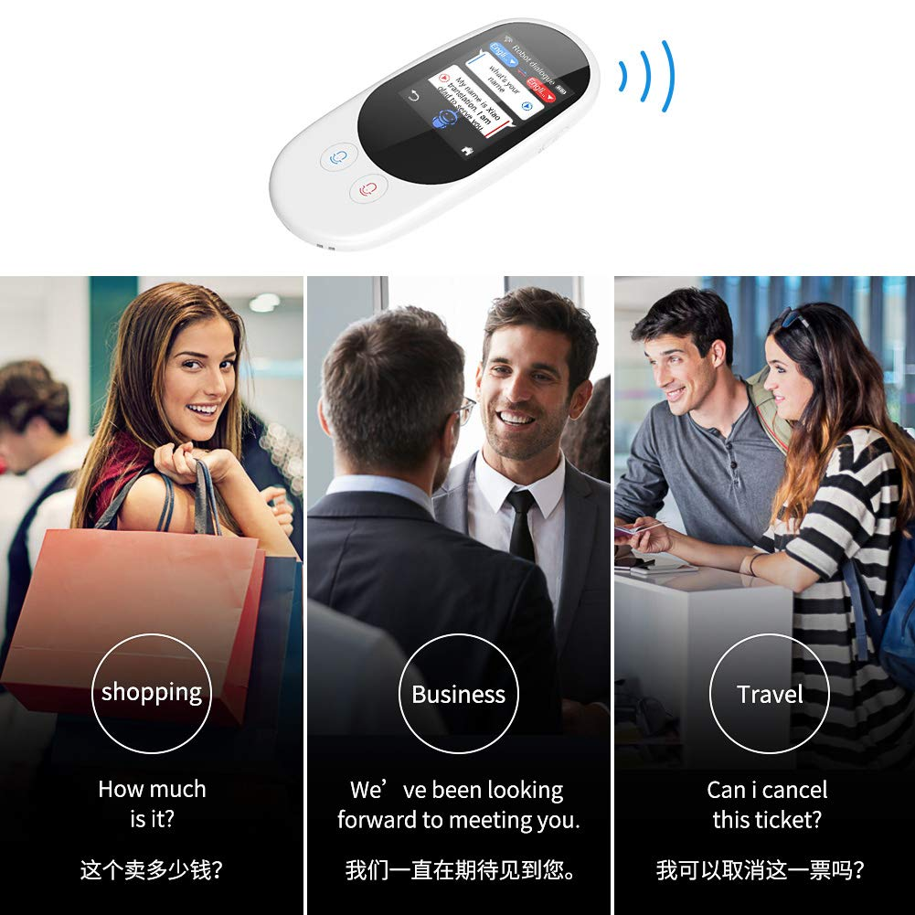 MESAY 3 0 - the best portable translator