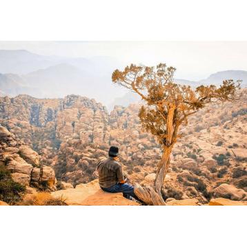 Jordan's best kept secret: it's awe inspiring nature.