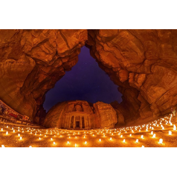 Petra one of the 7 World Wonders